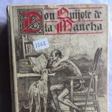 Libros antiguos: DON QUIJOTE DE LA MANCHA. EDICIÓN CALLEJA PARA ESCUELAS. Lote 182407746