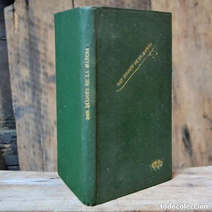 EL INGENIOSO HIDALGO DON QUIJOTE DE LA MANCHA - CERVANTES - AÑO 1881 - PRIMERA EDICION ECONOMICA. (Libros antiguos (hasta 1936), raros y curiosos - Literatura - Narrativa - Clásicos)