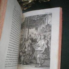 Libros antiguos: MIGUEL DE CERVANTES: LOS SEIS LIBROS DE LA GALATEA I. MADRID, ANTONIO DE SANCHA 1784. Lote 182618705