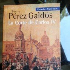 Libros antiguos: PÉREZ GALDÓS, EPISODIOS NACIONALES. . Lote 182851537