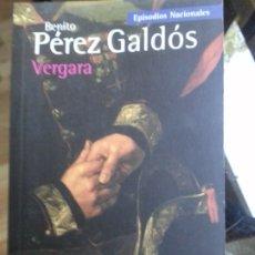 Libros antiguos: PÉREZ GALDÓS, EPISODIOS NACIONALES. .. Lote 182852103