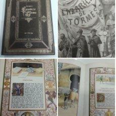 Libros antiguos: LA VIDA DEL LAZARILLO DE TORMES FACSIMIL ED. PRINCIPE 1554 BIBLIOFILIA EDICIÓN NUMERADA BBVA. Lote 183012718