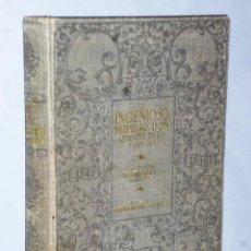 Libros antiguos: EL INGENIOSO HIDALGO DON QUIJOTE DE LA MANCHA . CALLEJA. Lote 183484481
