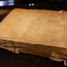 Libros antiguos: 1734 - LORENZO GRACIÁN - OBRAS: EL CRITICON, EL ORÁCULO, HÉROE. Lote 183682635