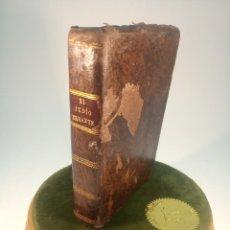 Libros antiguos: HISTORIA DEL JUDÍO ERRANTE. DON LUIS FRIS DUCOS. MADRID. IMPRENTA DE D. M. DE BURGOS. 1819.. Lote 183723570