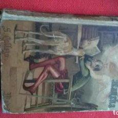 Libros antiguos: DON QUIJOTE DE LA MANCHA, CALLEJA AÑO DE 18??. Lote 184016442