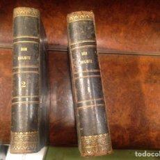 Libros antiguos: DON QUIJOTE. Lote 184268178