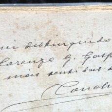 Libros antiguos: EL METAL DE LOS MUERTOS - DEDICATORIA AUTÓGRAFA - 1920. Lote 185702292