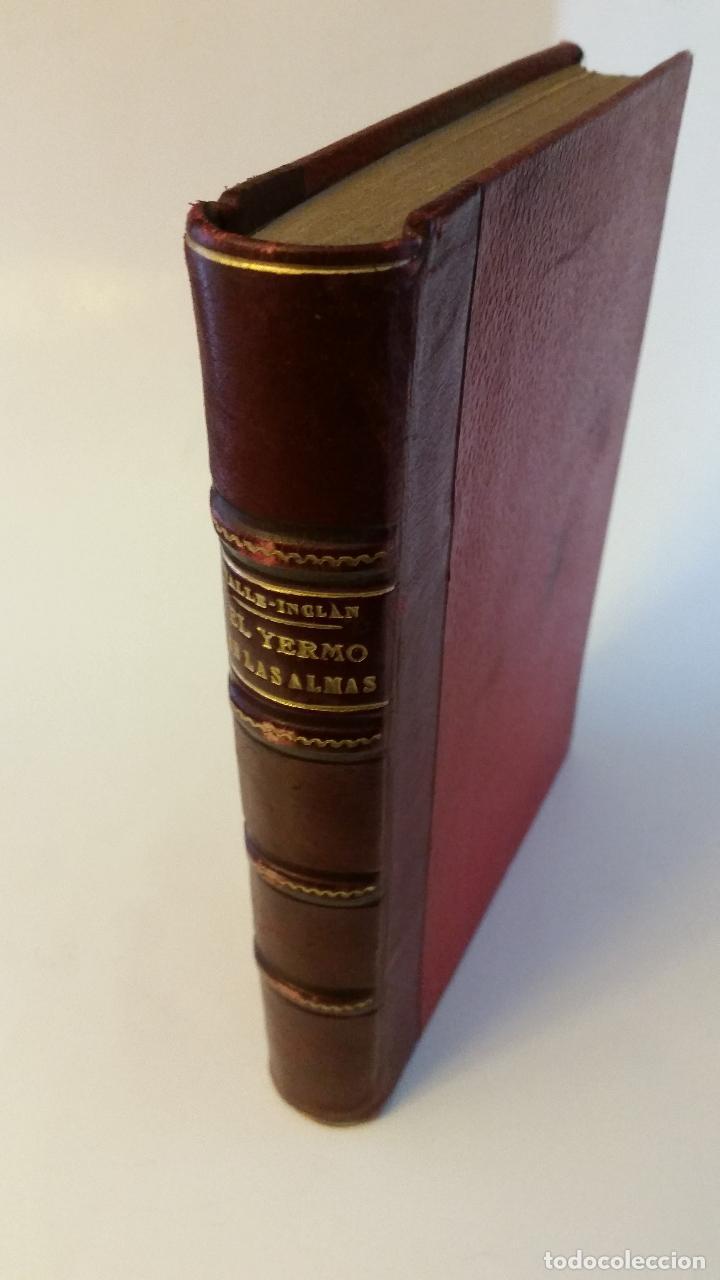 1908 - RAMÓN DEL VALLE INCLÁN - EL YERMO DE LAS ARMAS - 1ª ED. (Libros antiguos (hasta 1936), raros y curiosos - Literatura - Narrativa - Clásicos)