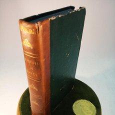 Libros antiguos: LA DIVINA COMMEDIA. DANTE ALIGUIERI. PARÍS. LIBRAIRIE DE FIRMIN DIDOT FRÉRES. 1853. . Lote 186320552