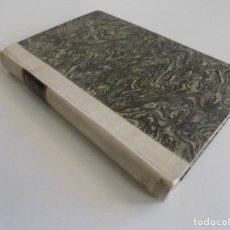 Libros antiguos: LIBRERIA GHOTICA. LUJOSA EDICIÓN DE KNUT HAMSUN. PAN. 1920. PERGAMINO.. Lote 187119636
