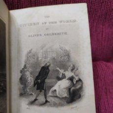 Libros antiguos: 1825. CARTAS DE UN CIUDADANO DEL MUNDO. OLIVER GOLDSMITH.. Lote 188439500