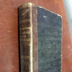 Libros antiguos: LIBRO DE CAZA EL MONTERO DE ESPINOSA MANUEL FERNÁNDEZ 1872. Lote 188557206