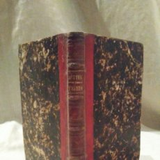 Libros antiguos: FAUSTO POR J.W.GOETHE - AÑO 1865 - BELLOS GRABADOS.. Lote 188593922