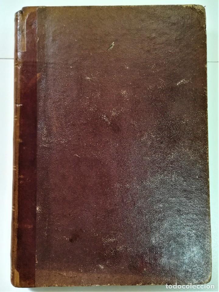 Libros antiguos: LIBRO,NOTRE DAME DE PARIS,DE VICTOR HUGO,SIGLO XIX, AÑO 1865,EL JOROBADO,NOVELA GOTICA CLASICA - Foto 5 - 189176180