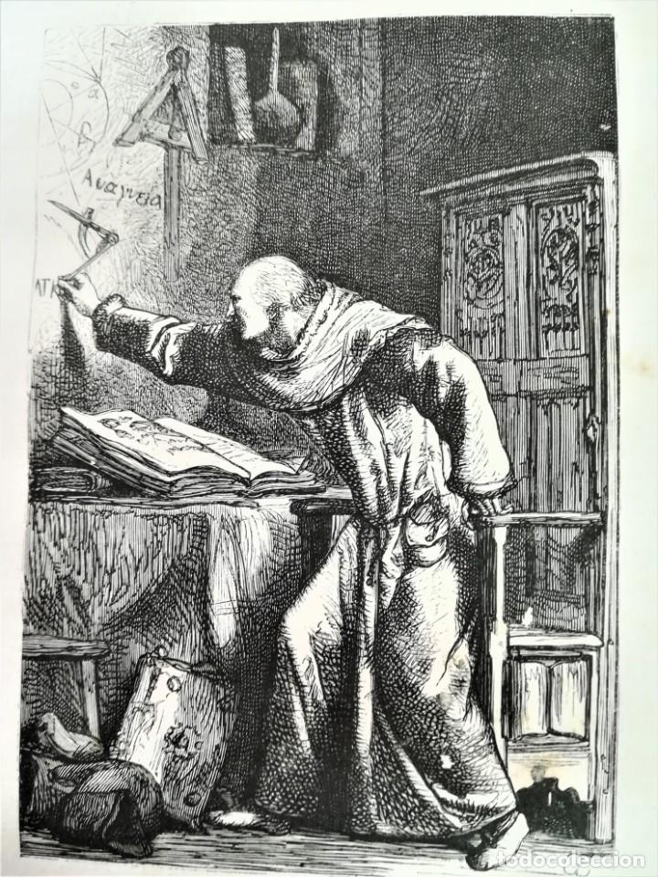 Libros antiguos: LIBRO,NOTRE DAME DE PARIS,DE VICTOR HUGO,SIGLO XIX, AÑO 1865,EL JOROBADO,NOVELA GOTICA CLASICA - Foto 11 - 189176180