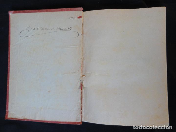 Libros antiguos: EL INGENIOSO HIDALGO D. QUIJOTE DE LA MANCHA. Edición ALEU - Madrid, 1915 - Foto 4 - 189204972