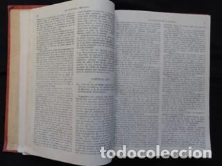 Libros antiguos: EL INGENIOSO HIDALGO D. QUIJOTE DE LA MANCHA. Edición ALEU - Madrid, 1915 - Foto 7 - 189204972
