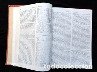 Libros antiguos: EL INGENIOSO HIDALGO D. QUIJOTE DE LA MANCHA. Edición ALEU - Madrid, 1915 - Foto 13 - 189204972