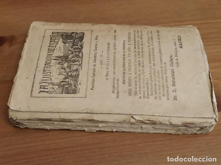 Libros antiguos: RELACIÓN DE LA VIDA Y AVENTURAS DEL ESCUDERO TOMO PRIMERO MARCOS DE OBREGÓN 1887 - VICENTE ESPINEL. - Foto 5 - 189733525