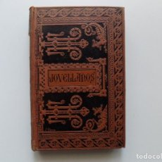 Libros antiguos: LIBRERIA GHOTICA. LUJOSA EDICIÓN DE OBRAS ESCOGIDAS DE GASPAR MELCHOR DE JOVELLANOS.1885.. Lote 190332798