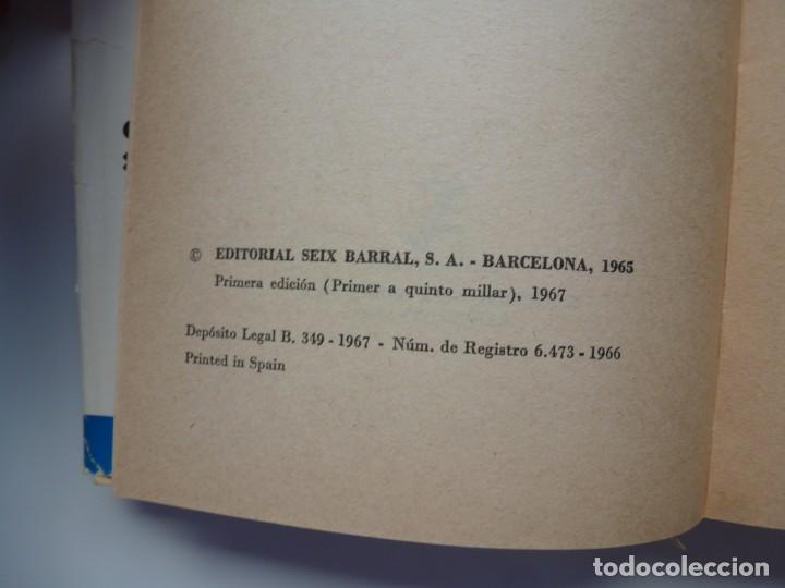 Libros antiguos: TRES TRISTES TIGRES. G. CABRERA INFANTE. PRIMERA EDICIÓN. DIFÍCIL - Foto 3 - 191156118