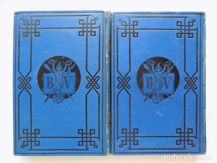 Libros antiguos: LIBRERIA GHOTICA. LUJOSA EDICIÓN DE WALTER SCOTT. QUINTIN DURWARD.1884. 2 TOMOS. GRABADOS. - Foto 9 - 191406607