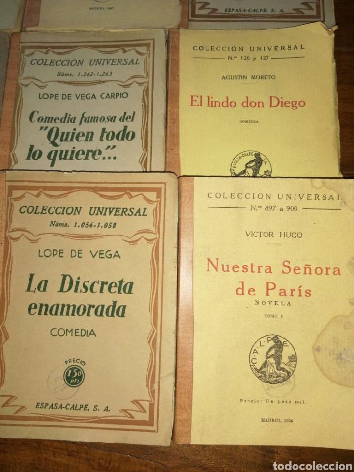 Libros antiguos: Colección Universal Espasa Calpe años 30 - Foto 4 - 191713662