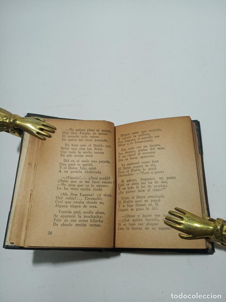 Libros antiguos: Colección de 8 tomos de la colección Jackson de clásicos Argentinos. 1944. Raro. En estantería. - Foto 6 - 191726506