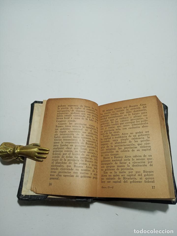Libros antiguos: Colección de 8 tomos de la colección Jackson de clásicos Argentinos. 1944. Raro. En estantería. - Foto 14 - 191726506