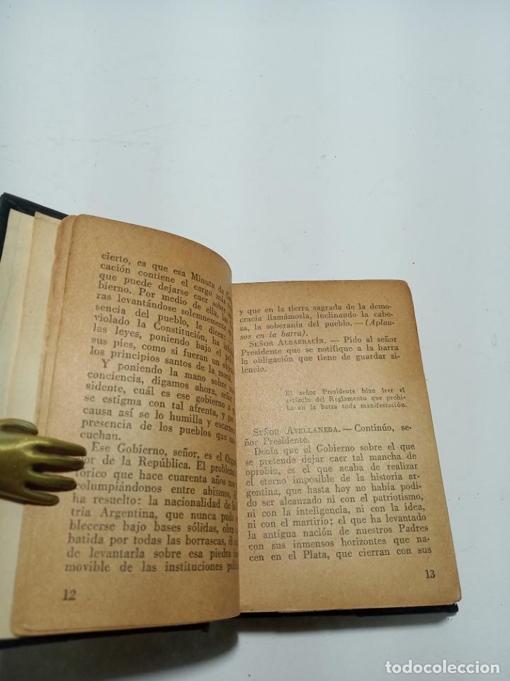 Libros antiguos: Colección de 8 tomos de la colección Jackson de clásicos Argentinos. 1944. Raro. En estantería. - Foto 29 - 191726506