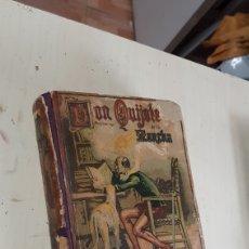 Libros antiguos: DON QUIJOTE DE LA MANCHA EL INGENIOSO HIDALGOEDIT. SATURNINO CALLEJA,. Lote 192017665