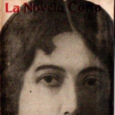 Libros antiguos: CONCHA ESPINA : EL JAYÓN (LA NOVELA CORTA, 1917). Lote 192972641