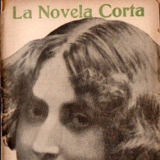 Libros antiguos: CONCHA ESPINA : TALÍN (LA NOVELA CORTA, 1918). Lote 192972765