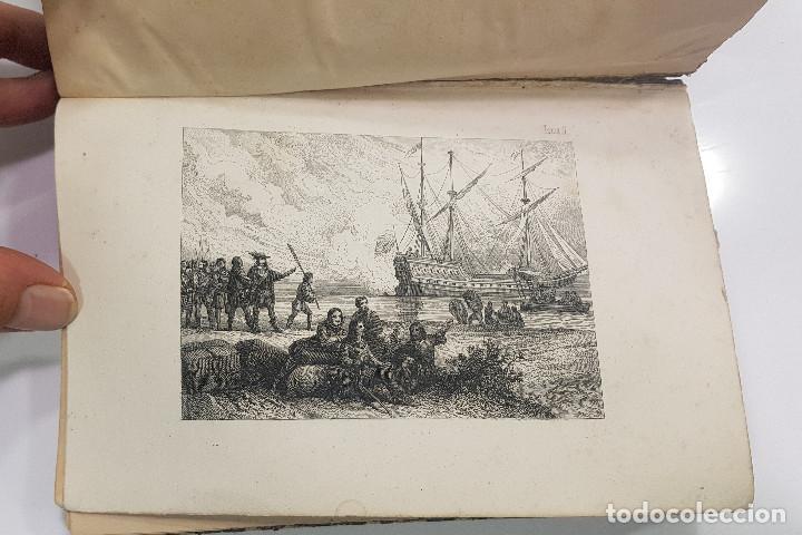 Libros antiguos: 1861. A. de Ercilla LA ARAUCANA con José de Villaviciosa LA MOSQUEA (Sigüenza, Guadalajara). 2 tomos - Foto 7 - 193115678