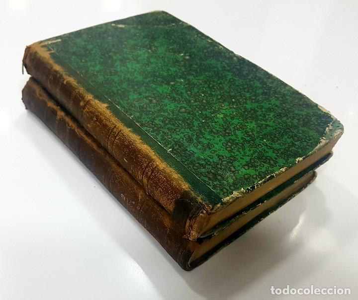 Libros antiguos: 1861. A. de Ercilla LA ARAUCANA con José de Villaviciosa LA MOSQUEA (Sigüenza, Guadalajara). 2 tomos - Foto 3 - 193115678