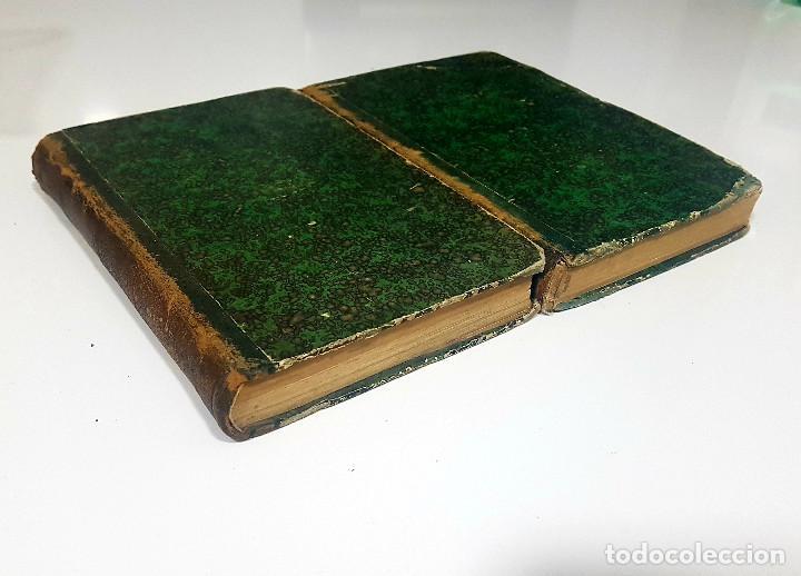1861. A. DE ERCILLA LA ARAUCANA CON JOSÉ DE VILLAVICIOSA LA MOSQUEA (SIGÜENZA, GUADALAJARA). 2 TOMOS (Libros antiguos (hasta 1936), raros y curiosos - Literatura - Narrativa - Clásicos)