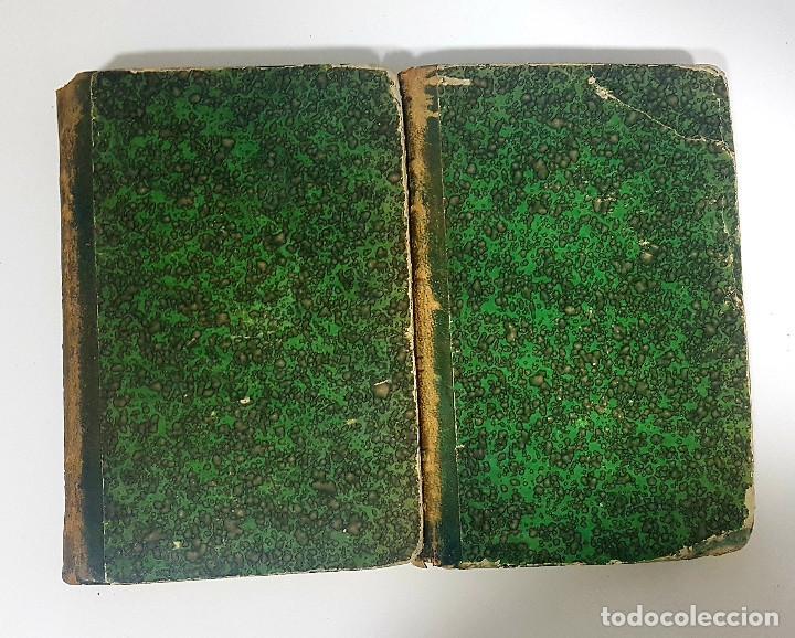 Libros antiguos: 1861. A. de Ercilla LA ARAUCANA con José de Villaviciosa LA MOSQUEA (Sigüenza, Guadalajara). 2 tomos - Foto 10 - 193115678