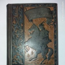 Libros antiguos: PRECIOSO QUINTIN DURWARD W SCOTT 1883 ARTE Y LETRAS. Lote 193824873