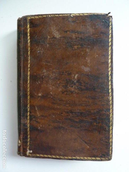 Libros antiguos: EL INGENIOSO HIDALGO DON QUIXOTE DE LA MANCHA. CERVANTES. TOMO V. VIUDA DE IBARRA. MADRID 1787 - Foto 2 - 194080860