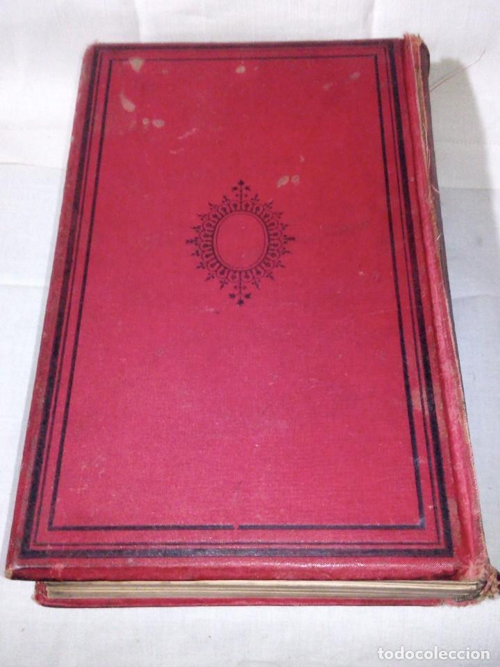 Libros antiguos: ~~~~ BELLISIMA EDICION DE DON QUIJOTE CON ILUSTRACIONES, 1878, GARNIER HERMANOS - PARIS. ~~~~ - Foto 8 - 194202371