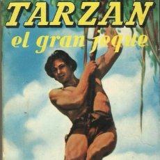 Libros antiguos: TARZAN EL GRAN JEQUE. Lote 194253733