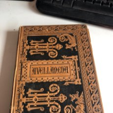 Libros antiguos: EL INGENIOSO HIDALGO D. QUIJOTE DE LA MANCHA. Lote 194296642