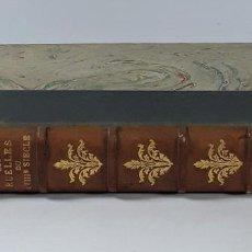 Libros antiguos: LES RUELLES DU XVIII SIÈCLE. TOMO II. LEÓN DE LABESSADE. PARÍS. 1879.. Lote 194494273