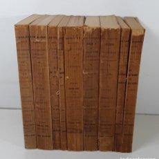 Libros antiguos: LIBRERÍA GENERAL DE VICTORIANO SUÁREZ. 7 EJEMPLARES. VARIOS AUTORES. 1913/18.. Lote 194681275
