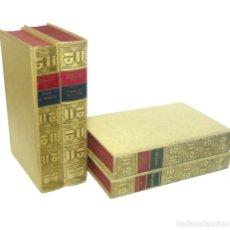 Libros antiguos: 1932 - CLÁSICOS CASTELLANOS - LOTE DE 4 LIBROS - PÉREZ DE GUZMÁN, TIRSO DE MOLINA, QUINTANA, CADALSO. Lote 194939780