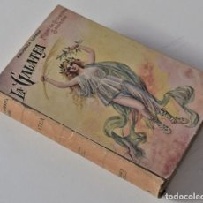 Libros antiguos: MIGUEL DE CERVANTES - PRIMERA PARTE DE LA GALATEA DIVIDIDA EN SEIS LIBROS - BIBLIOTECA SOPENA. Lote 195022893