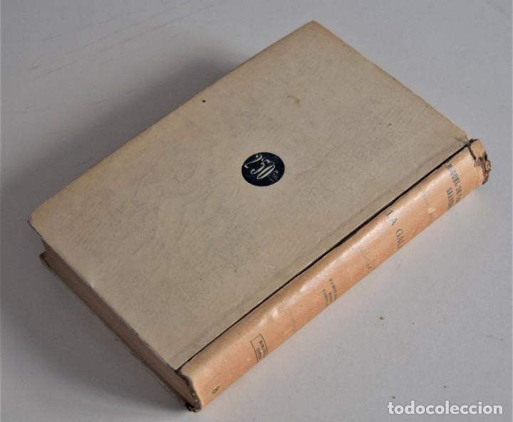 Libros antiguos: MIGUEL DE CERVANTES - PRIMERA PARTE DE LA GALATEA DIVIDIDA EN SEIS LIBROS - BIBLIOTECA SOPENA - Foto 2 - 195022893