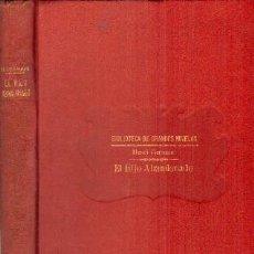 Libros antiguos: EL HIJO ABANDONADO. GERMAIN, HENRI. A-RASOP-173. Lote 195169661