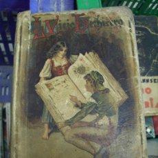 Libros antiguos: EL VIEJO HECHICERO, M. ANGEL Y MÉNDEZ BRINGAS. L.17025-169. Lote 195184601